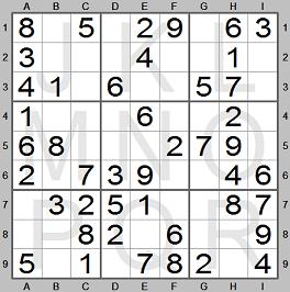 ... Beginner Sudoku or Kids Sudoku ...
